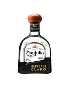 Tequila Don Julio Reposado Claro - 700 ml