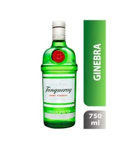 Ginebra Tanqueray London Dry - 750 ml