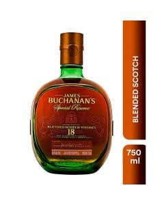 Whisky Buchanan's Special Reserve 18 Años - 750 ml
