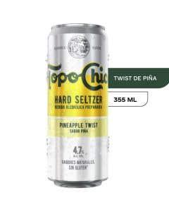 Hard Seltzer Topo Chico Piña - 355 ml