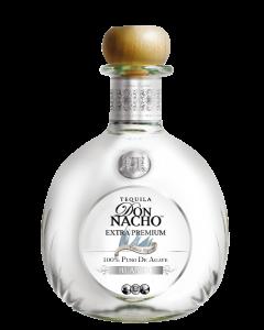Tequila Don Nacho Blanco Extra Premium - 750 ml