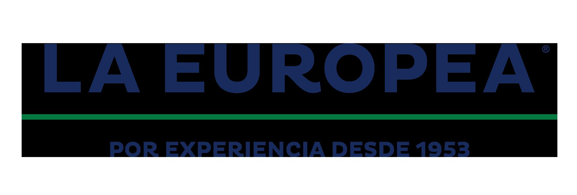 Logo La Europea